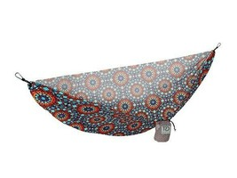 Hammock Twisted Root Print Design Relax Sleep Swing Camping Outdoor Comp... - $24.99