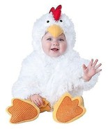 Incharacter Cluckin Cutie Chicken Infant Child Baby Halloween Costume 6058 - $49.99