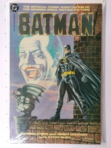 Batman The Official Comic Adaptation Of The Warner Bros. Movie 1st Edition 1989 - $15.00