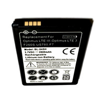 LG Optimus F7 LG870 Replacement Battery BL-54SH Boost Mobile LG 870 EAC6... - $14.14