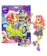 Year 2014 My Little Pony Equestria Girls Series 9 Inch Doll Set - FLUTTE... - $49.99