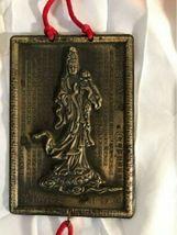 Lot China Chinese Collectibles Signed Print Old Man Macau Coin Panda Metal Ball image 9