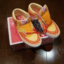 VANS mooneyes Authentic Half Cab Skate Shoes US Mens 5 Ladies 6.5 New Un... - $239.99