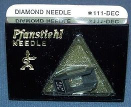 TURNTABLE NEEDLE GENUINE ADC RSQ32 for ADC QLM32/III MK III 111-DEC image 3