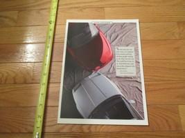 Saturn 1991 Car truck Dealer Showroom Sales Brochure - $9.99