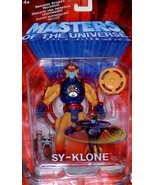Masters the Universe Sy-Klone He-man Figure - $21.78