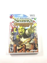 Shrek's Carnival Craze Party Games (Nintendo Wii, 2008) complete - $8.90