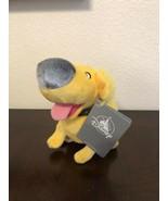 "Disney Pixar UP Dug Dog 6"" Plush Stuffed Toy Disney Store NEW A5 - $14.99"