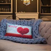 Decorative Pillow - Accent Pillow - Throw Pillow- Valentine's Gift - Love - £22.94 GBP+