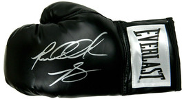 Riddick Bowe Signed Everlast Black Boxing Glove - Schwartz - $98.01