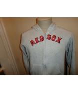 SEWN Boston Red Sox MLB Baseball 70-30 Full Zip Hoodie Sweatshirt Youth ... - $28.70