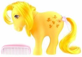 HASBRO Butterscotch My Little Pony 35th Anniversary 1983 Pony 4.5 - $16.78