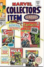 Marvel Collectors' Item Classics Comic Book #11 Marvel Comics 1967 VERY FINE - $28.94