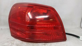 2008-2015 Nissan Rogue Driver Left Side Tail Light Taillight Oem 97791 - $80.83