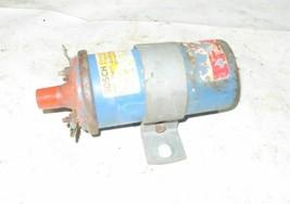 1982 Delorean DMC 12 OEM Bosch Ignition Coil w Holder Bracket - $26.68