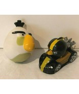 Angry Birds Go Telepods Kart Car and Angry Birds Ball Car Figure Cake To... - $5.99