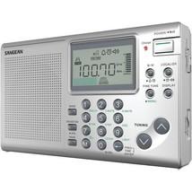 FM/MW/SW Stereo World Receiver  - $108.99