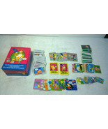New Zealand 1991+ Simpsons Trading Card Lot + Box - Regina James Griffin... - $193.49