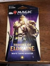 WOTC Theme Packs  Throne of Eldraine Theme Booster Pack -White New - $14.85