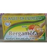 2 Bergamota Beard & Mustache Soap Good for Stimulation~Growth- Quality P... - $19.79
