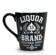 Liquor Brand Mug Droogs Ace of Spades Coffee Cup - $22.00