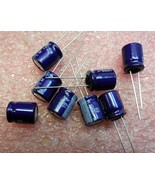 1000uF 10V 85C 10X12.5mm Electrolytic Capacitor... - $1.31