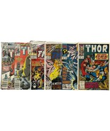 ~Marvel~ The Mighty Thor Lot Of 6 Comics #313,318,438,443,459,461 - $19.79