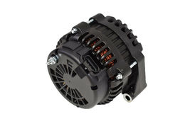 GM AD244 Style High Output 220 Amp Alternator Black 4 Pin LS image 5