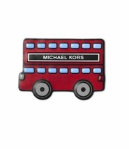 Michael Kors Jet Set Red Bus Doubl Decker Leather Sticker London  Free S... - $10.88