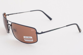 Serengeti TREVISO 24h LEMANS Satin Black / Polarized Drivers Sunglasses ... - $155.82