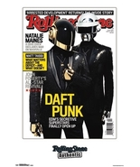 Daft Punk Rolling Stone Cover Art Poster - $5.90