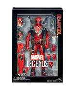Marvel Legends Series Deadpool 12 inch Action Figure Well Packed 3 Days ... - $73.64
