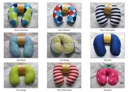 Bargain Buys Travel Neck Pillow Your Choice Colors/Designs Below - $6.99+
