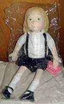 "2000 Madame Alexander 18"" Eloise Cloth Doll - New  - $75.00"