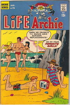 Life With Archie Comic Book #76, Archie 1968 FINE+ - $16.44