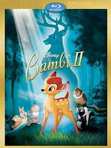 Disney Bambi II  [Blu-ray + DVD]