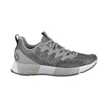 Reebok Fusion Flexweave Women's Shoes Tin Grey-Shark-Spirit White CN2858 - $99.95