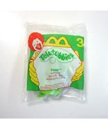 2000 McDonald's Happy Meal Teletubbies DIPSY Soft Toy with Backpack Clip... - $8.99