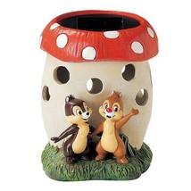 Disney Character Thip & Dale Solar Garden Light Figure Ornament Lamp - $78.21