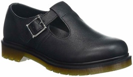 Womens Dr. Martens Polley PW Mary Jane Shoes - Virginia Leather, Size US 9/ UK 7 - $149.99