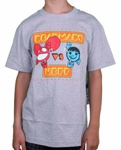 Neff Versus Deadmau5 Game Athletic Heather Grey or Black Sucker Face T-Shirt NWT