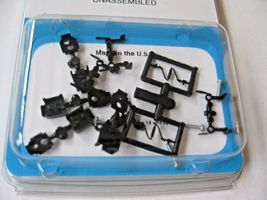 Micro-Trains Stock #00102301 True-Scale Long Shank Coupler (1301) N-Scale image 3