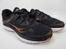 Saucony Guide ISO Size US 8 M (B) EU 39  Women's Running Shoes Black S10415-30 - $92.96