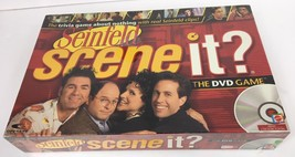 Scene It? Seinfeld Edition DVD Board Game 2008 Trivia Mattel NEW SEALED! - $11.64