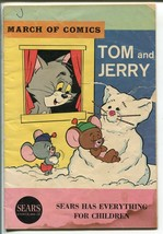 """March Of Comics #281 1965-Tom and Jerry--5 X 7 1/4"""" -FR/GOOD - $15.13"""