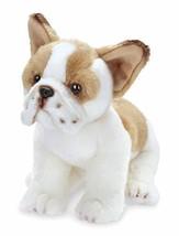 Bearington Collection Frenchie Plush Stuffed Animal French Bulldog Puppy... - $23.70