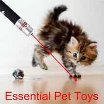 Red Laser Pointer Pen and PET TOY 5mW Professional Laser USA Shipping - $3.99