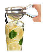 Xueliee Kitchen Gadget Stainless Steel Hand Lemon Squeezer - $20.15 CAD