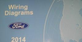 2014 Ford Explorer Elektrisch Wiring Troubleshooting Manuell Ewd OEM - $59.35