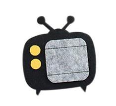 Panda Superstore Fashionable Kitchen Magnets Creative Felt Refrigerator Magnets
